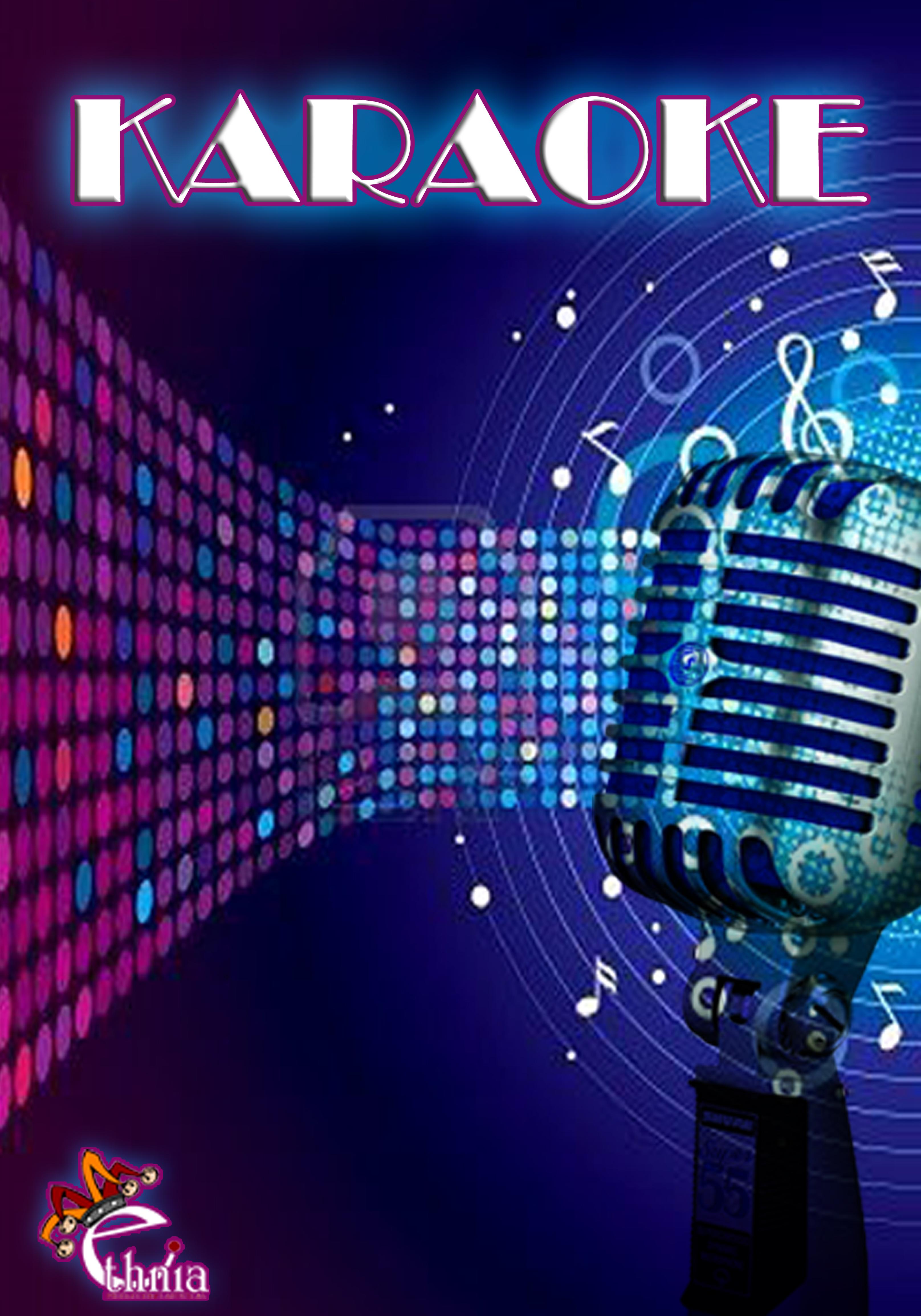 Karaoke | ETHNIA PRODUCCIONES ARTÍSTICAS